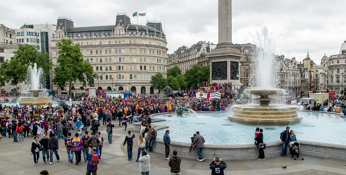 London City of Westminster: Trafalgar Square