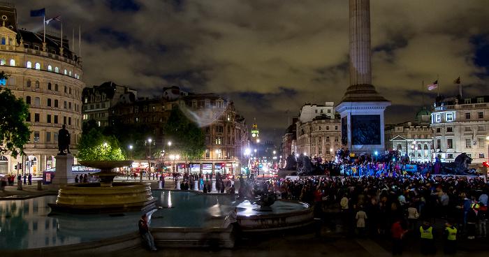 London City of Westminster: Trafalgar Square