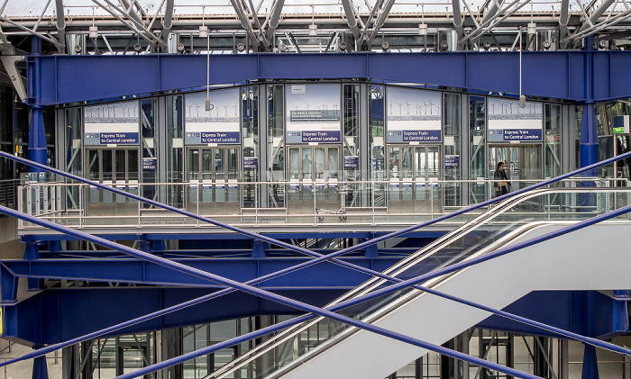 London Heathrow Airport: Terminal 5