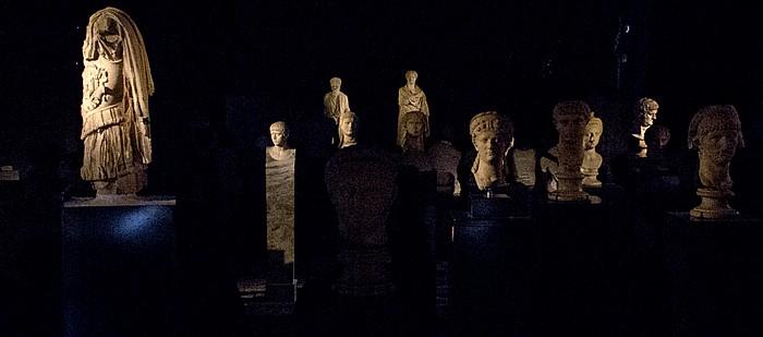 Forum Romanum: Curia Iulia Rom