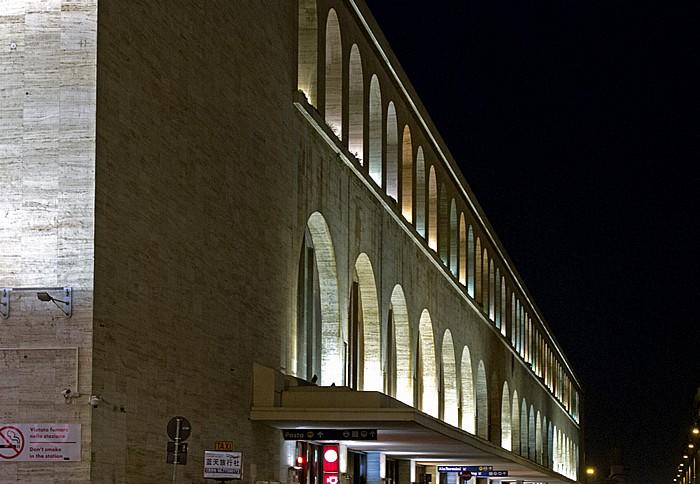 Esquilin: Bahnhof Roma Termini