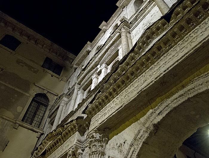 Verona Centro Storico (Altstadt): Porta dei Borsari