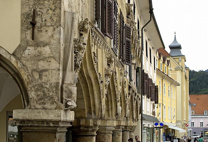 Bruck an der Mur Kornmesserhaus, Hauptplatz