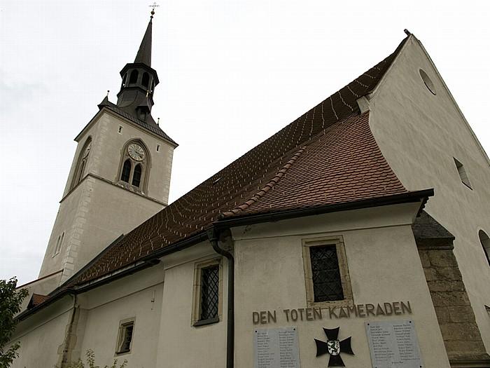 Bruck an der Mur Stadtpfarrkirche Mariä Geburt