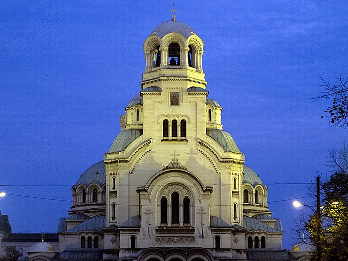 Sofia Alexander-Newski-Kathedrale