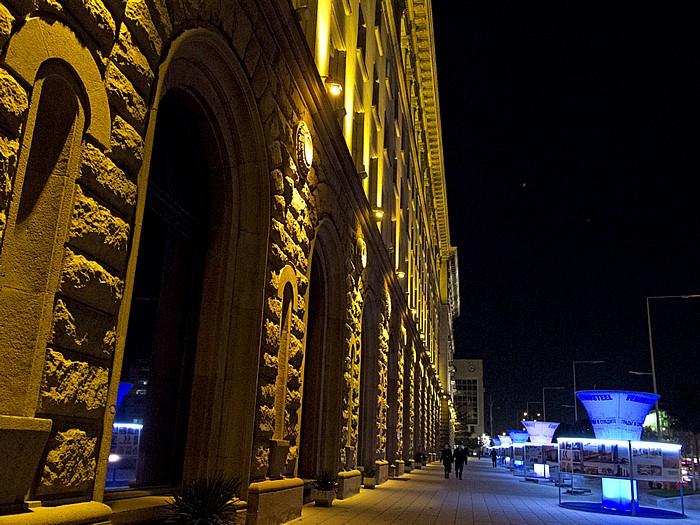 Sofia Nezavisimost-Platz: Largo-Komplex - Teile der Präsidialverwaltung