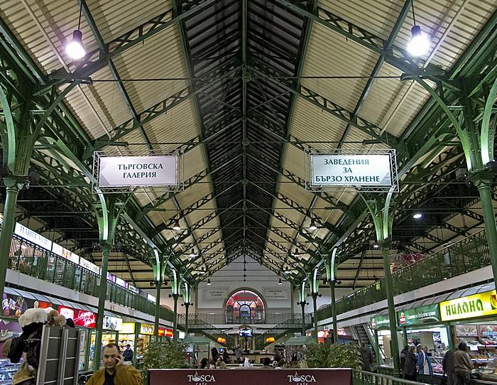 Sofia Zentralmarkthalle