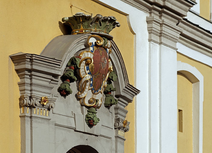 Donaueschingen Pfarrkirche St. Johann