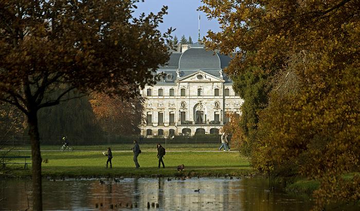 Donaueschingen Fürstlich Fürstenbergischer Schlosspark: Fürstlich Fürstenbergisches Schloss