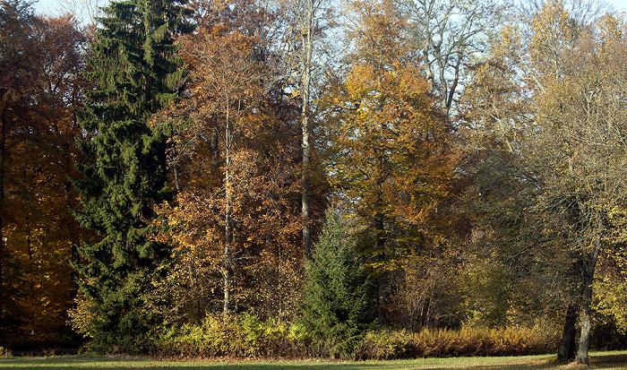 Donaueschingen Fürstlich Fürstenbergischer Schlosspark
