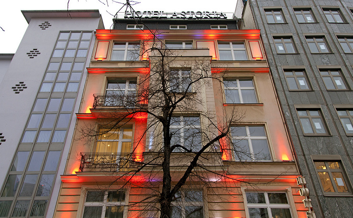 Berlin Charlottenburg: Hotel Astoria