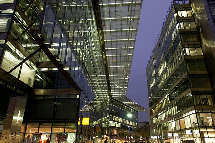 Berlin Charlottenburg: Quartier Neues Kranzler Eck