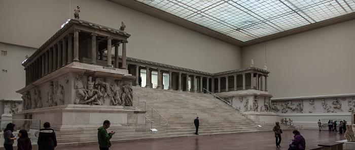 Berlin Pergamonmuseum: Pergamonaltar