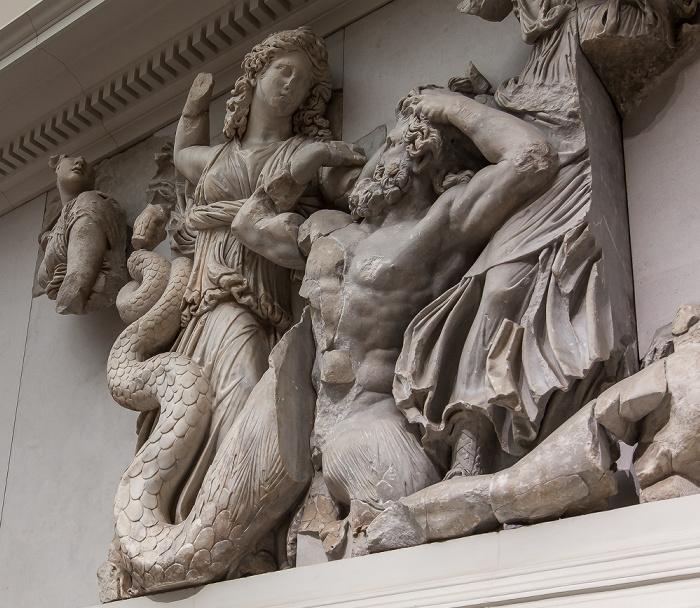 Pergamonmuseum: Pergamonaltar Berlin 2011