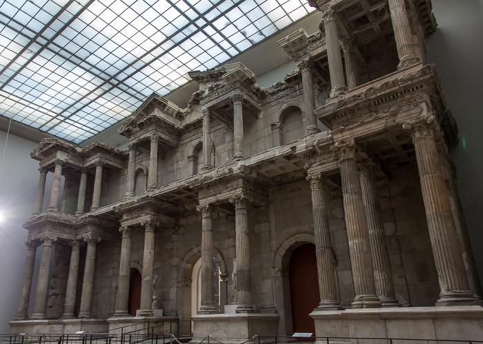 Pergamonmuseum: Markttor von Milet Berlin 2011