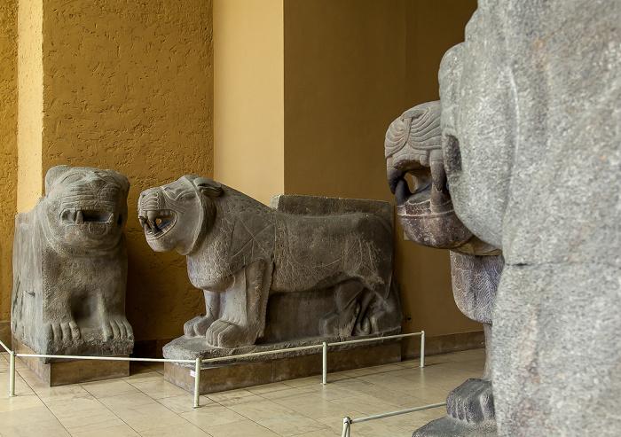 Berlin Pergamonmuseum: Inneres Burgtor von Sam'al / Zincirli