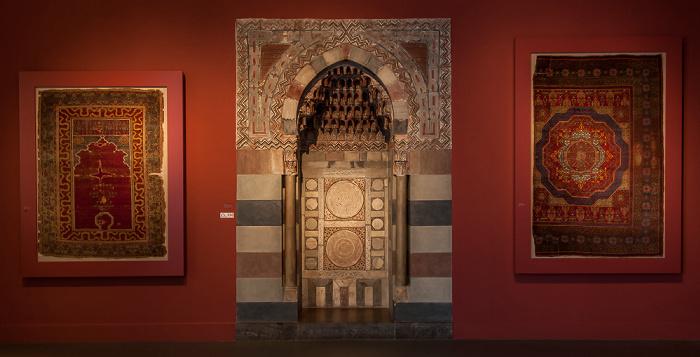 Berlin Pergamonmuseum: Stalaktitnische
