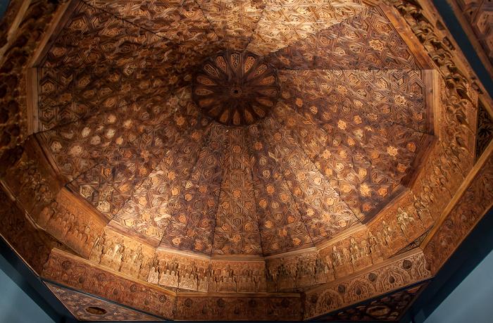 Berlin Pergamonmuseum: Kuppel aus der Alhambra