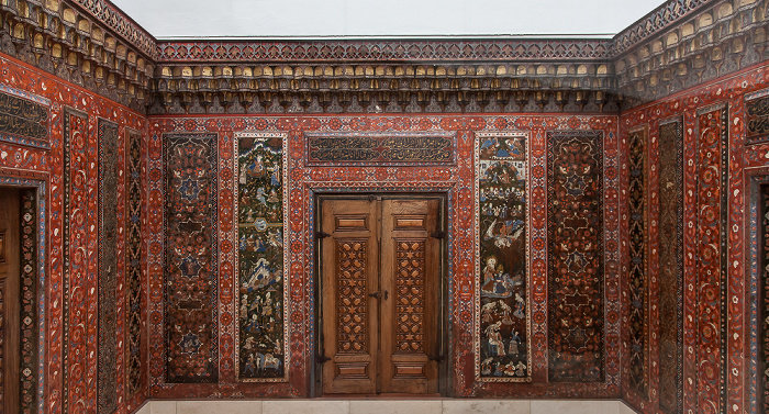 Berlin Pergamonmuseum: Aleppo-Zimmer