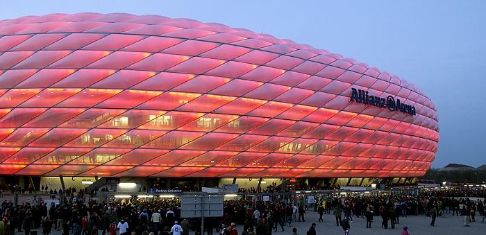 Allianz Arena München 2012