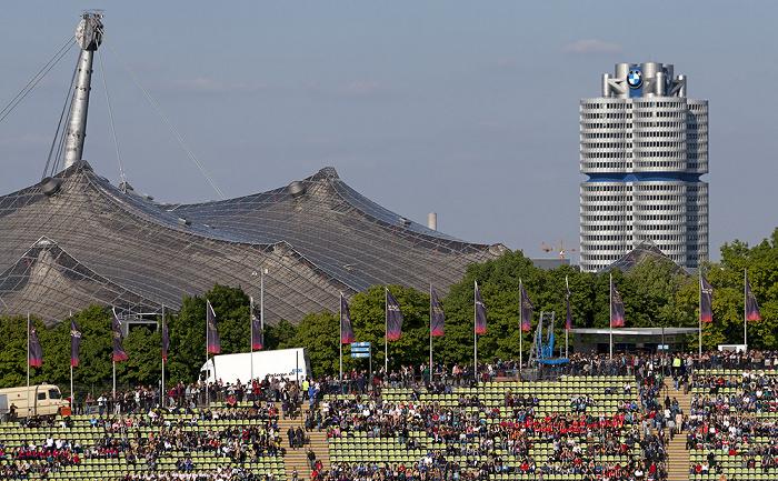 Olympiastadion München 2012