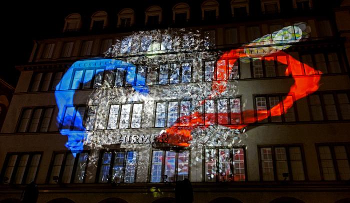 Kaufingerstraße: Modehaus Hirmer München