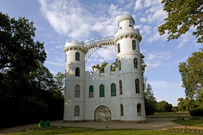 Berlin Pfaueninsel: Schloss