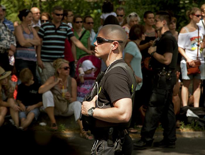 Berlin Kreuzberg (Gneisenaustraße): Karneval der Kulturen