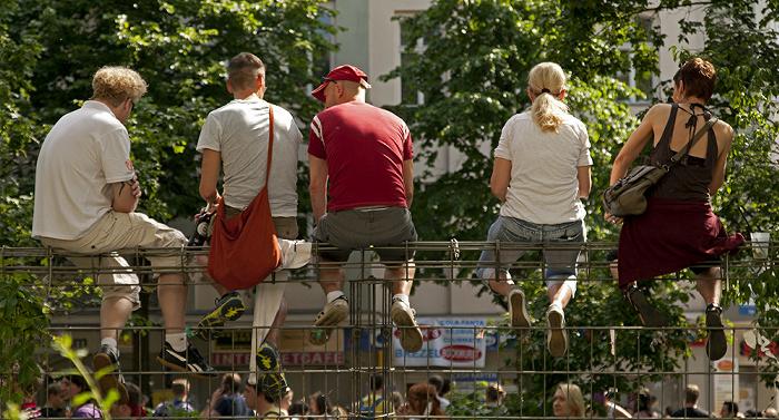 Kreuzberg (Gneisenaustraße): Karneval der Kulturen Berlin