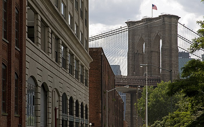 Empire-Fulton Ferry State Park (Brooklyn Bridge Park): Fulton Ferry Historic District New York City