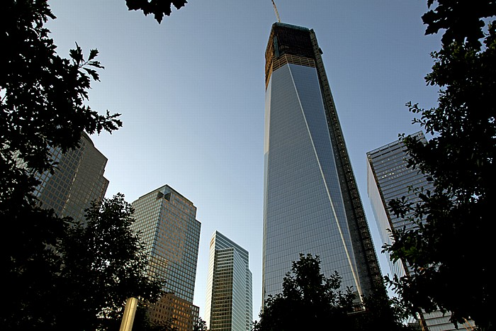 World Trade Center Site (Ground Zero): One World Trade Center New York City