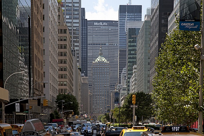 Sutton Place (Midtown Manhattan): Park Avenue New York City