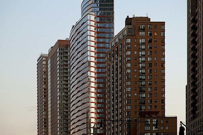 New York Battery Park City Liberty View Condominium Millennium Tower Residences The Visionaire