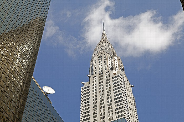 Midtown Manhattan: Chrysler Building New York City