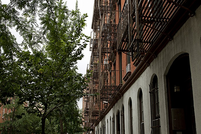 New York West Village (Greenwich Village): Horatio Street