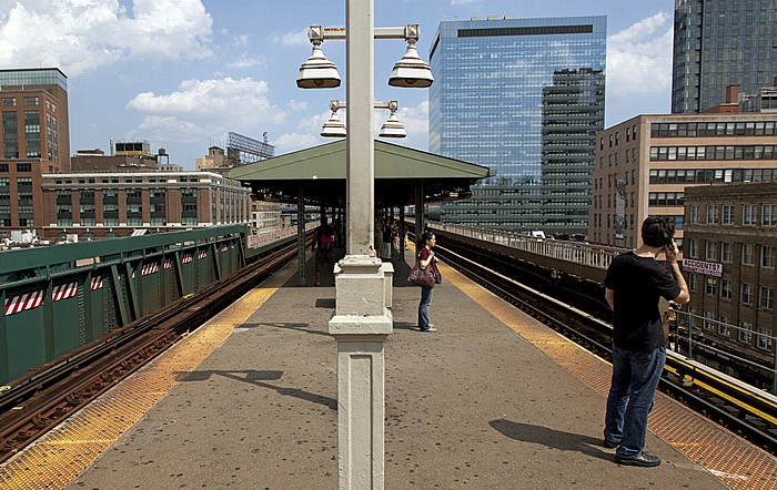 Long Island City (Queens): Queensboro Plaza Subway Station New York City