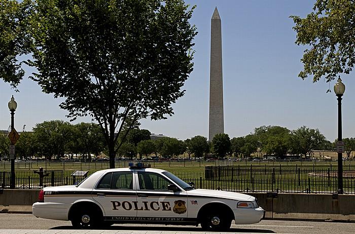 President's Park: The Ellipse Washington, D.C.