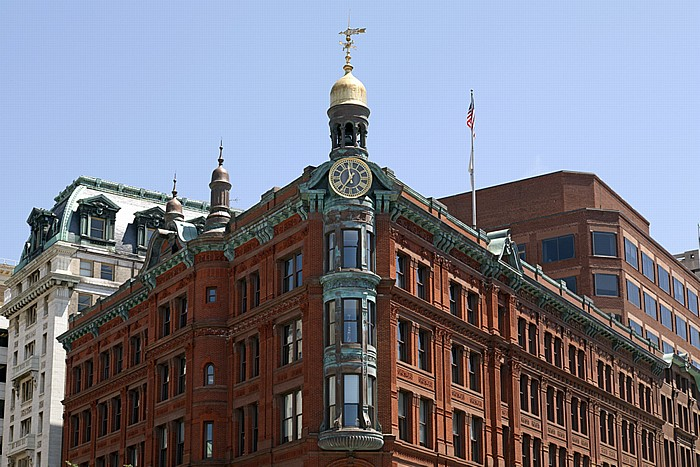 15th Street / New York Avenue: National Savings Bank Building Washington, D.C.