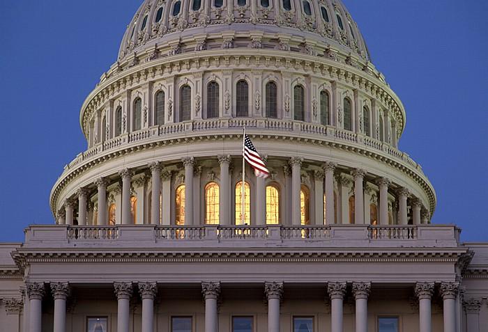 Washington, D.C. Capitol Hill: Kapitol (United States Capitol)