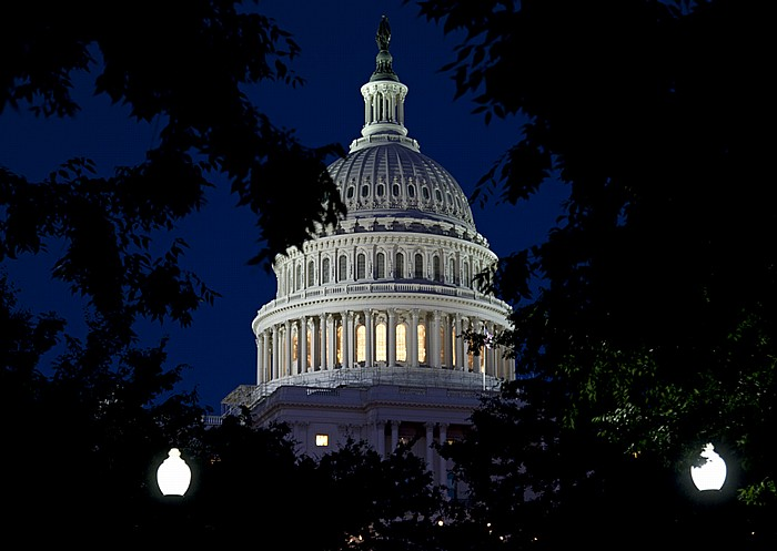 Capitol Hill: Kapitol (United States Capitol) Washington, D.C.