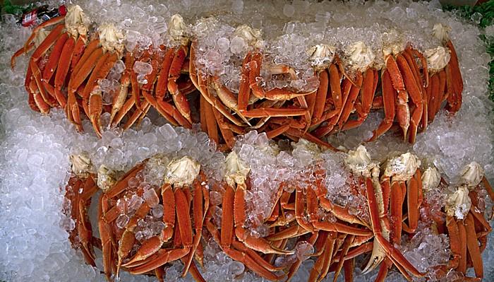 Maine Avenue Fish Market (The Fish Wharf, The Wharf) Washington, D.C.