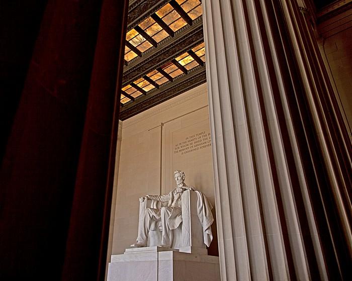 National Mall: Lincoln Memorial Washington, D.C.