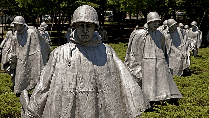 National Mall (West Potomac Park): Korean War Veterans Memorial Washington, D.C.