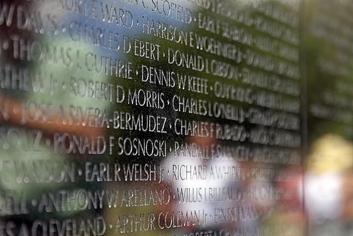 National Mall: Vietnam Veterans Memorial Washington, D.C.