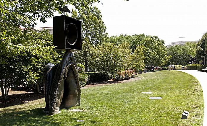 Washington, D.C. National Mall: National Gallery of Art Sculpture Garden