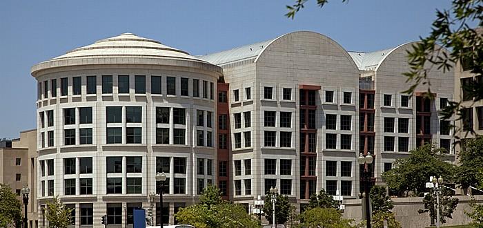 Judiciary Square: E. Barrett Prettyman Federal Courthouse Washington, D.C.