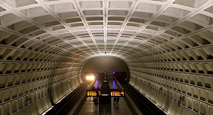 WMATA Station Capitol South (Washington Metro) Washington, D.C.