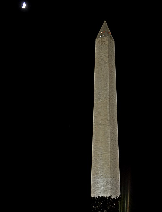 Washington, D.C. National Mall: Washington Monument
