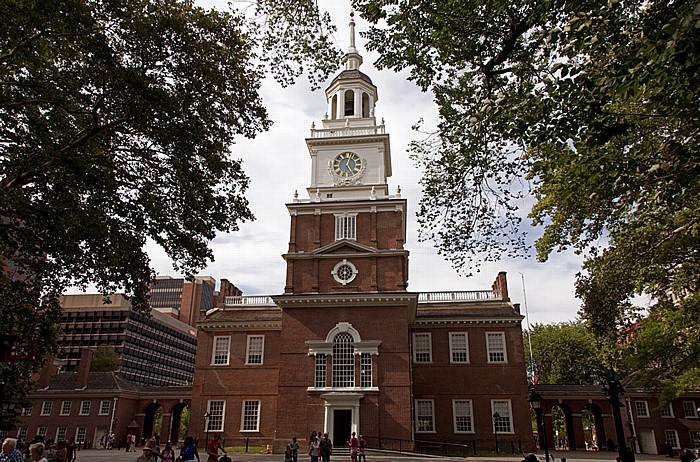 Philadelphia Independence National Historical Park: Independence Hall