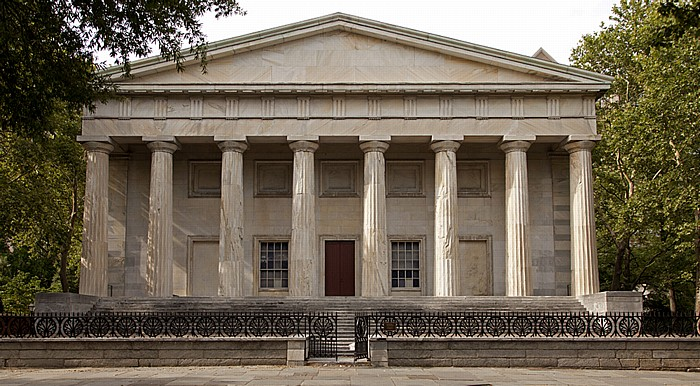 Philadelphia Independence National Historical Park: Second Bank of the United States